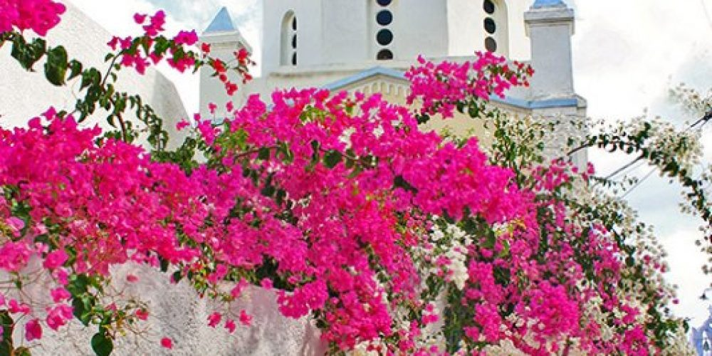 Easter in Tinos